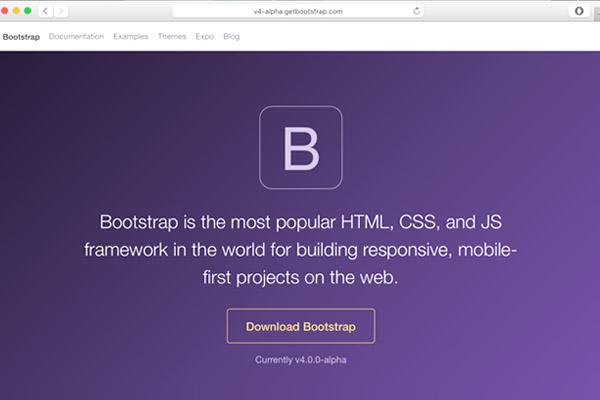 bootstrap ui framework